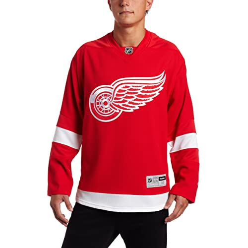 sports shoes e9088 27645 Red Wings Jerseys: Amazon.com
