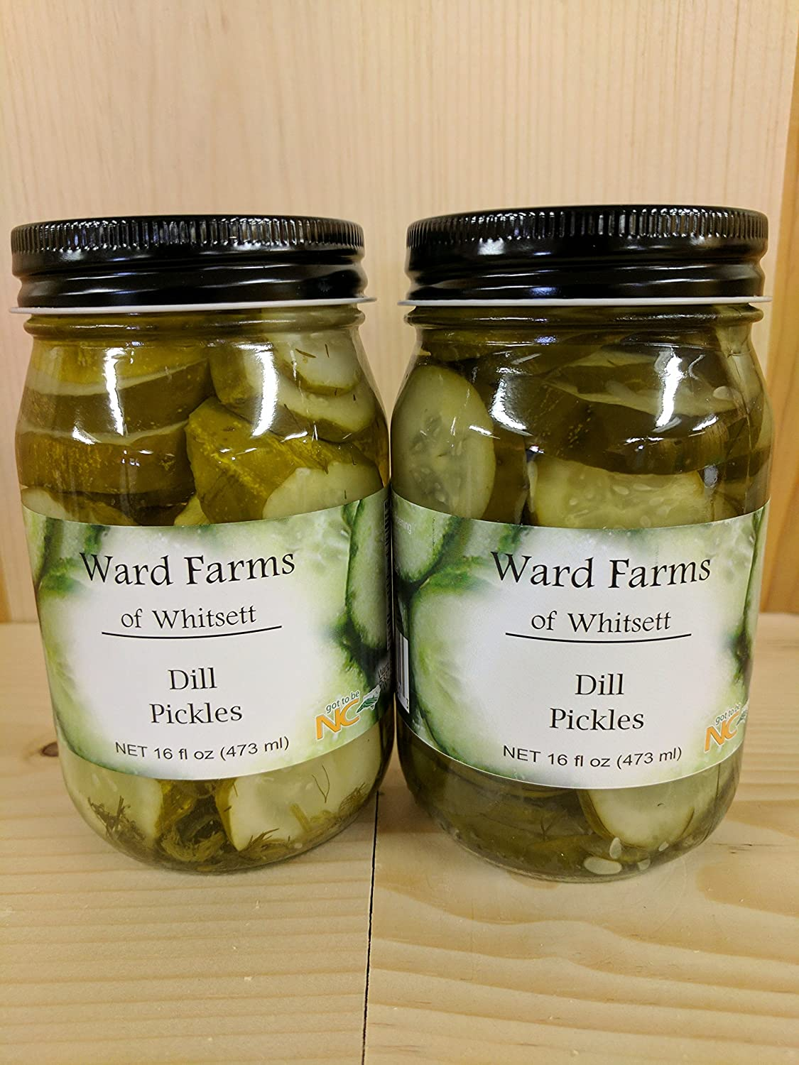 Dill Max 47% OFF Pickles - 2 Pack Max 58% OFF