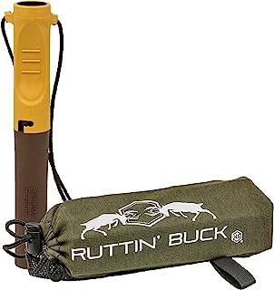 Hunters Specialties True Talker with Ruttin' Buck Rattling Bag Combo