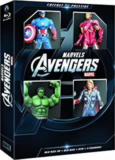 Avengers Combo Exclusivité Amazon.fr