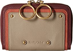 See by Chloe - Small Zip Around Continental Wallet