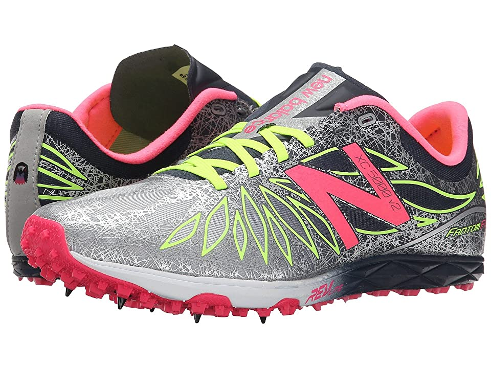 New Balance WXC5000v2 (Black/Pink Zing) Women