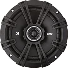 "Kicker DSC650 DS Series 6.5"" 4-Ohm Coaxial Speakers – Pair"