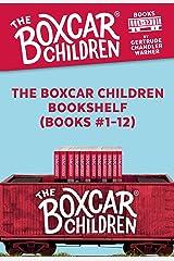 The Boxcar Children Bookshelf (Books #1-12) (The Boxcar Children Mysteries Book 1) Kindle Edition