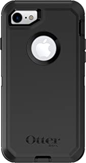 OtterBox DEFENDER SERIES Case for iPhone 8 & iPhone 7 (NOT Plus) -  BLACK