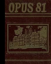 (Reprint) 1981 Yearbook: Chicopee High School, Chicopee, Massachusetts