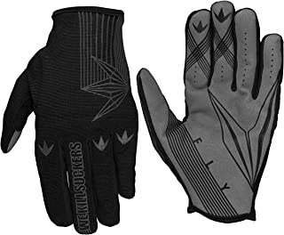 Bunkerkings Featherlite Fly Second Skin Multi-Sport Paintball Gloves with Smartphone Friendly Fingertips