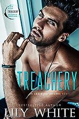 Treachery (Antihero Inferno Book 1) Kindle Edition