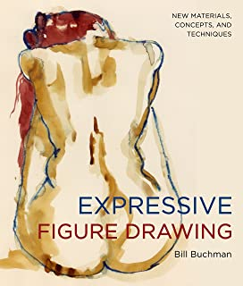 Expressive Figure Drawing: New Materials, Concepts, and Techniques