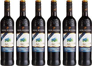 Michel Schneider Cabernet Sauvignon Rotwein Alkoholfrei 6 x 0.75l