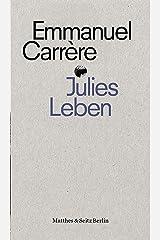 Julies Leben (punctum) (German Edition) Format Kindle