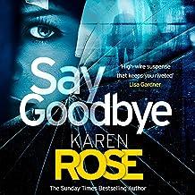 Say Goodbye: The Sacramento Series, Book 3
