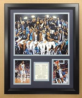Custom NCAA Fan Shop Clemson Tigers Legacy 4 x 4 Picture Frame 9x7 One Size Renewed