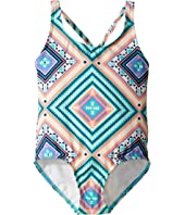 Roxy Kids - Hippie College One-Piece (Big Kids)