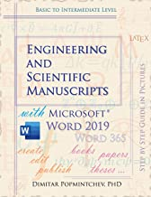 Engineering and Scientific Manuscripts with Microsoft Word 2019