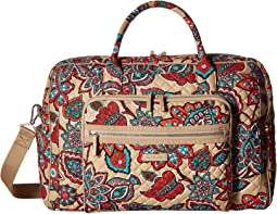 Vera Bradley - Iconic Weekender Travel Bag