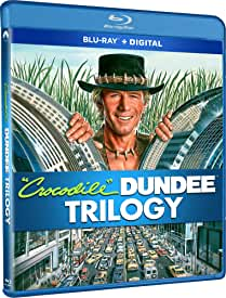 Celebrate the 35th Anniversary of the Original Crocodile Dundee With All Three Films on Blu-ray Sept. 21st