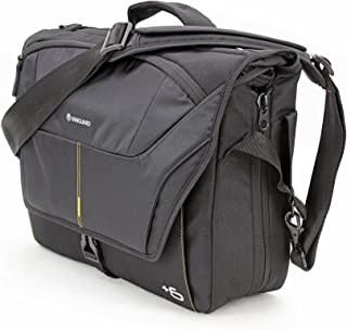 Vanguard Alta Rise 38 - Bolsa Messenger para cámaras 38 x 11(+6) x 28 cm Color Negro
