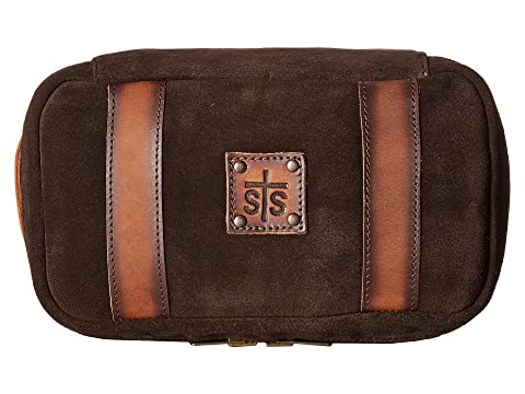 STS Suede Ranchwear Brown Tornado Heritage Chocolate Shave Kit rqpwrX4T