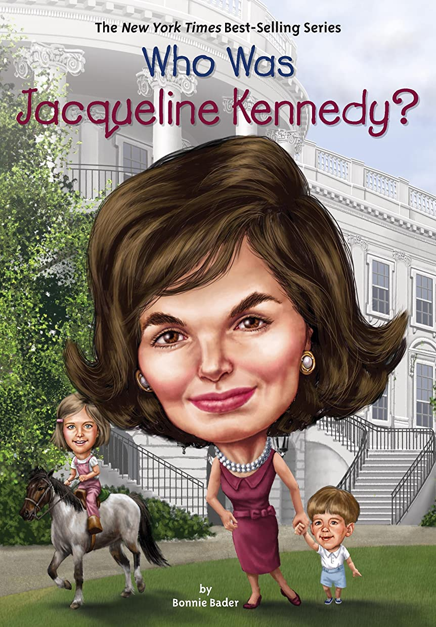 Who Was Jacqueline Kennedy? (Who Was?) (English Edition)