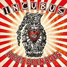 Light Grenades [Limited Transparent Red Colored Vinyl]