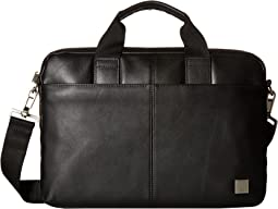 KNOMO London Brompton Classic Stanford Slim Briefcase