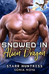 Snowed in with the Alien Dragon Kindle Edition