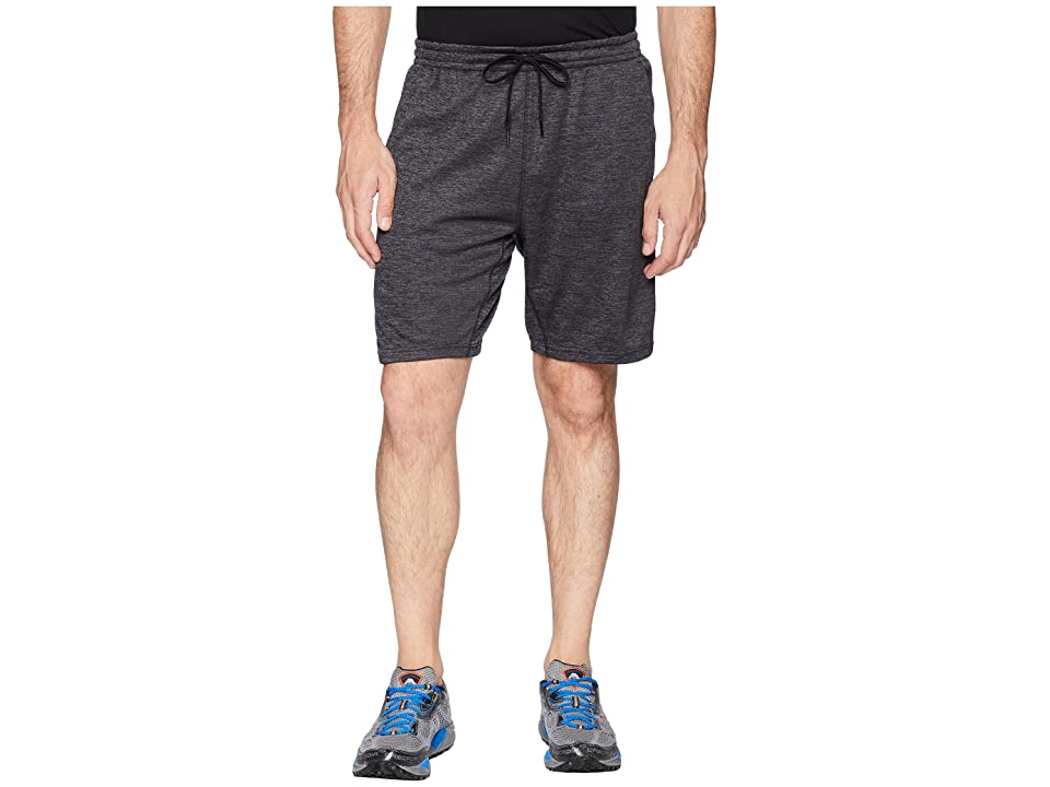 Reebok Double Knit Training Shorts (Black) Men