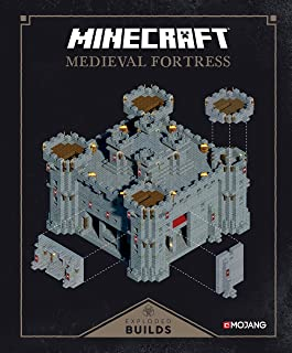 Minecraft: Exploded Builds: Medieval Fortress: An Official M