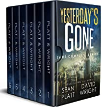 Yesterday's Gone: The Complete Series: A Post-Apocalyptic Sci-Fi Series
