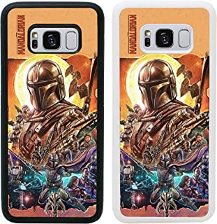 I-CHOOSE LIMITED Mandalorian Samsung Galaxy S10 Case Smartphone Cover Protective Bumper for G973