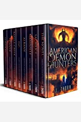 American Demon Hunters - The Complete Collection: A Supernatural Horror Novel PLUS Seven Novellas Kindle Edition