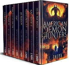American Demon Hunters - The Complete Collection: A Supernatural Horror Novel PLUS Seven Novellas