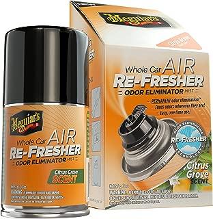 Meguiar's G16502 Grove 2 oz Air Refreshers Citrus