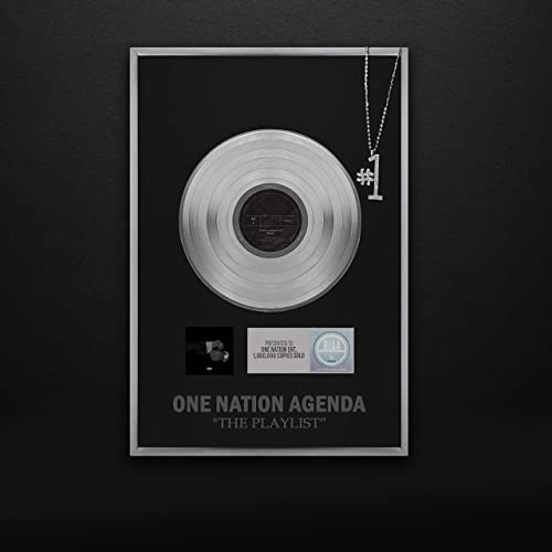 One Nation Agenda (The Playlist) [Explicit] by O.N.E. on ...