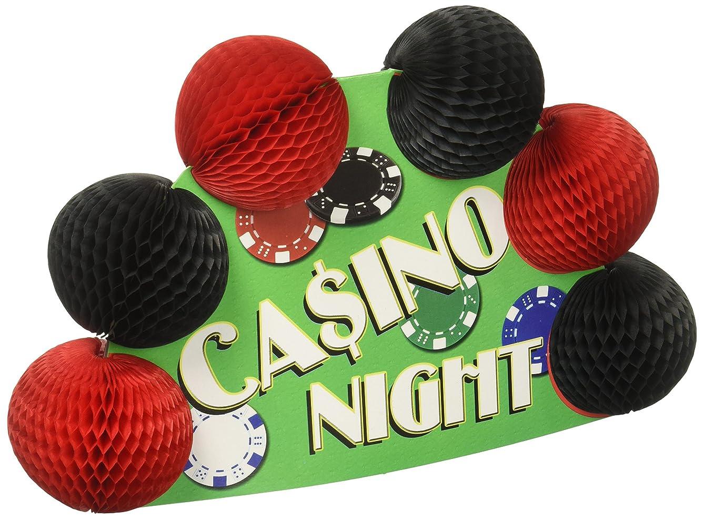 Casino Pop-Over Centerpiece Party Accessory (1 count) (1/Pkg)