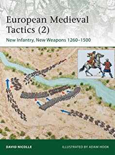 medieval infantry weapons