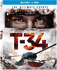 World War II action drama by Alexei Sidorov T-34 Debuts on Digital, Blu-ray and DVD on June 11th from Well Go USA