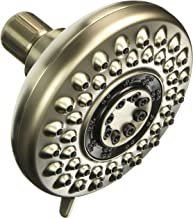 Kohler K-R75567-BN Enlighten 2.0 GPM Multifunction Showerhead, Vibrant Brushed Nickel