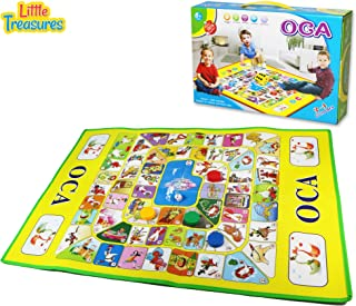classic edition Goose Mat Game for Indoor and Outdoor Play Time