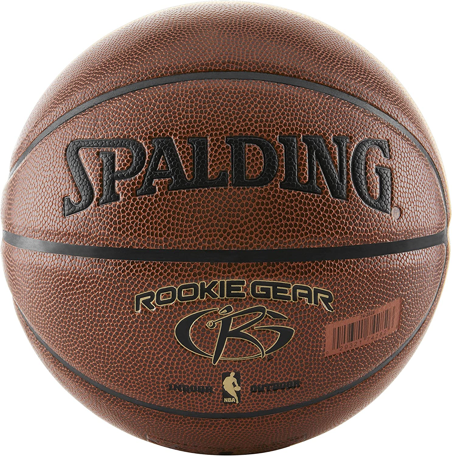 Spalding Rookie Gear Indoor//Outdoor Composite 27.5 Youth Basketball