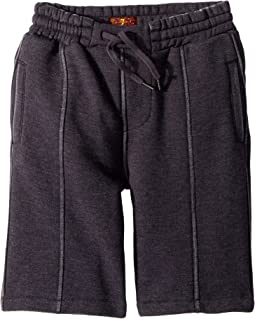 7 For All Mankind Kids Pull-On Shorts (Big Kids)