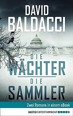 Die Wächter / Die Sammler: Zwei Thriller in einem eBook (German Edition)