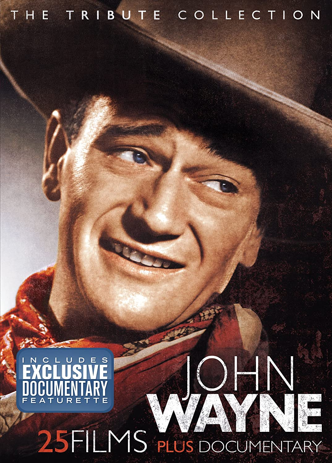 John Wayne - Tribute Collection The Mail order New color