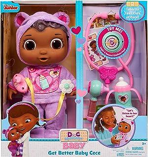 Disney Junior Doc McStuffins Get Better Baby Cece
