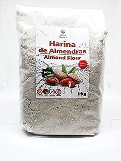 Harina de Almedras 1Kg – Ideal para Reposteria – Sin Gluten – 100% Natural y