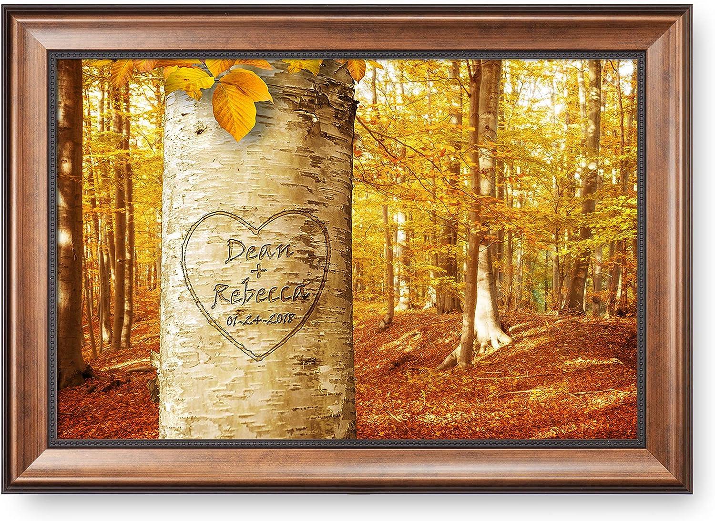 感謝価格 AT ARTWORK Love 定番スタイル Growing Personalized Framed Gift Arts Couple's