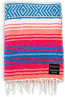 mexican blanket for yoga
