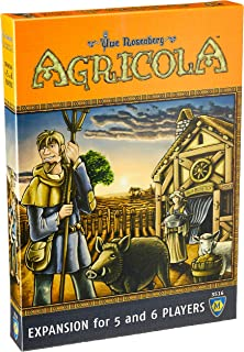 Agricola: 5-6 Player Extension