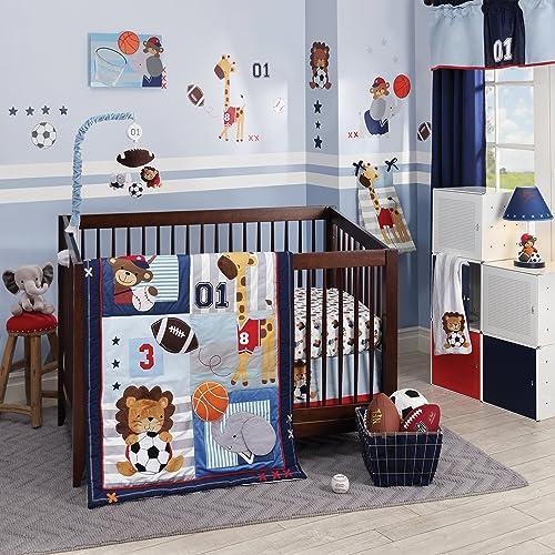 Baby Boy Sports Crib Bedding Sets Amazon Com